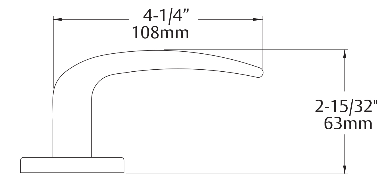mo, odeon hill series, decorative levers, door levers, studio collection, sargent, products, specs